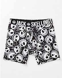 Jack Skellington Nightmare Before Christmas Boxer Briefs