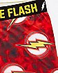 Flash Logo Boxer Briefs - DC Comics