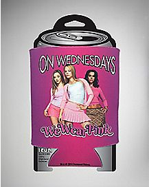 On Wednesdays We Wear Pink Mean Girls Can Cooler