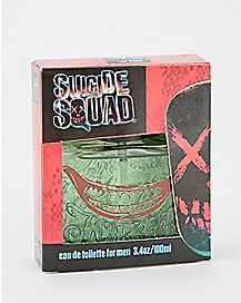 Joker Suicide Squad Fragrance - Mens