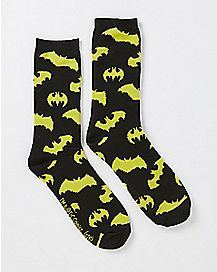 Reversible Batman Crew Socks