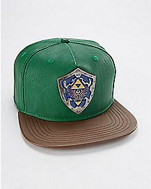 Zelda Snapback Hat - The Legend of Zelda