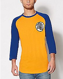 Dragon Ball Z Raglan T Shirt