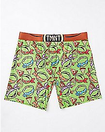 Pizza Boxer Briefs - TMNT