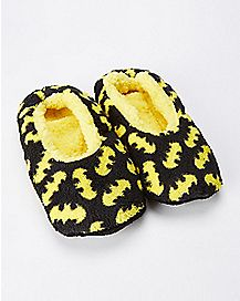 Batman Slipper Socks
