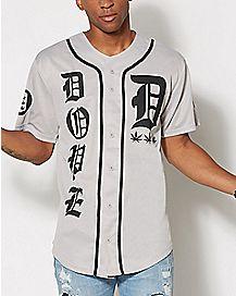 Dope Baseball Jersey