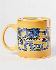 Cowboy Bebop Coffee Mug - 20 oz.