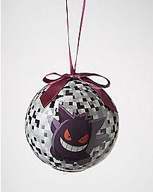 Light-Up Gengar Pokemon Ornament