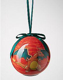 Charizard Pokemon Light Up Ornament