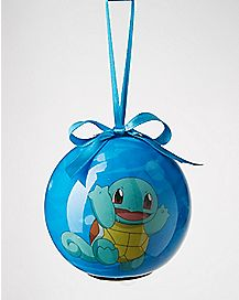 Squirtle Pokemon Light Up Ornament
