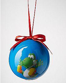 Yoshi Light Up Ornament