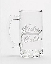 Nuka Cola Fallout Beer Mug