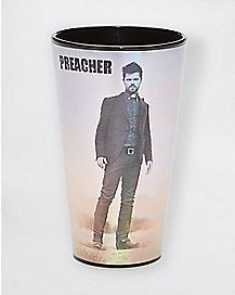 Preacher Pint Glass - 16 oz.