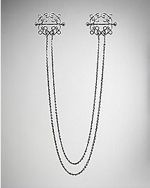 Ornate Nipple Chain - 14 Gauge