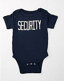 Security Baby Bodysuit