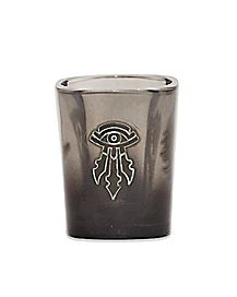 World Of Warcraft Shot Glass - 1.5 oz