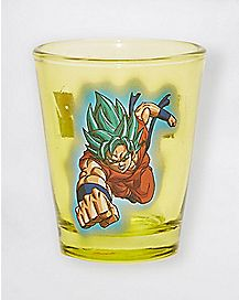 Resurrection Dragon Ball Z Shot Glass - 1.5 oz