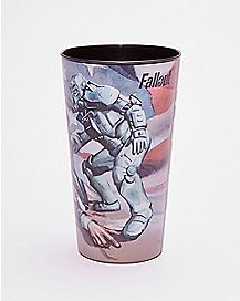 Flag Fallout Stadium Cup - 35 oz