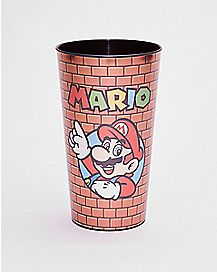 Brick Wall Mario Cup - 35 oz