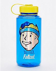 Vault Boy Water Bottle 32 oz. - Fallout