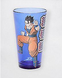 Dragon Ball Z Gohan Pint Glass - 16 oz.