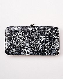 Celestial Kisslock Wallet