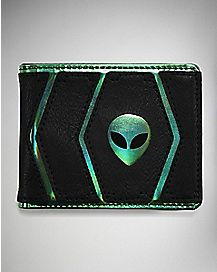 Alien Bifold Wallet