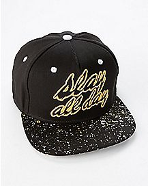 Slay All Day Snapback Hat