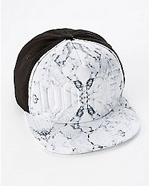 Dope Marble Snapback Hat