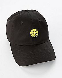Fuck Smiley Dad Hat