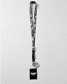 Dark Knight The Joker Lanyard