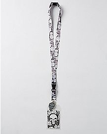 Punisher Lanyard - Marvel Comics