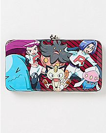 Team Rocket Pokemon Wallet