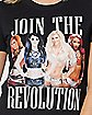 Join the Revolution T Shirt - WWE
