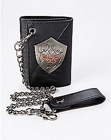 Dark Link Legend of Zelda Chain Wallet