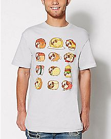 Puglie Food T Shirt
