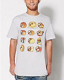 Puglie Food T Shirt