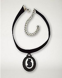 Black Cat Choker