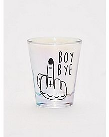 Boy Bye Shot Glass - 1.5 oz