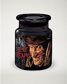 Nightmare on Elm Street Storage Jar - 6oz Glass