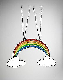 Rainbow BFF Necklace