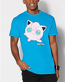 Jigglypuff Pokemon T Shirt