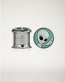 Green Alien Plugs