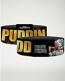 Puddin Suicide Squad Elastic Bracelet