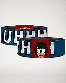 Uhhh Bobs Burgers Elastic Bracelet
