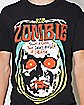 Rob Zombie Death Skull T Shirt