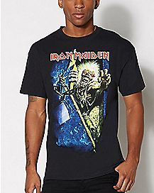 Iron Maiden No Prayer for the Dying T Shirt