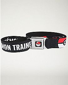 Pokemon Trainer Seatbelt Belt