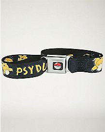 Pokemon Psyduck Seatbelt Belt