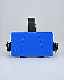 Blue Virtual Reality Glasses